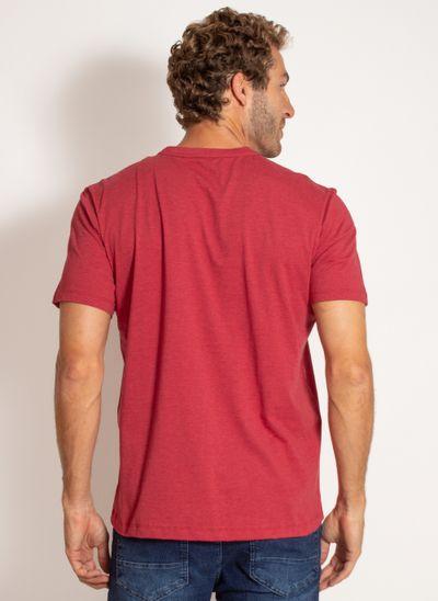 camiseta-aleatory-masculina-estampada-premium-vermelho-modelo-2-