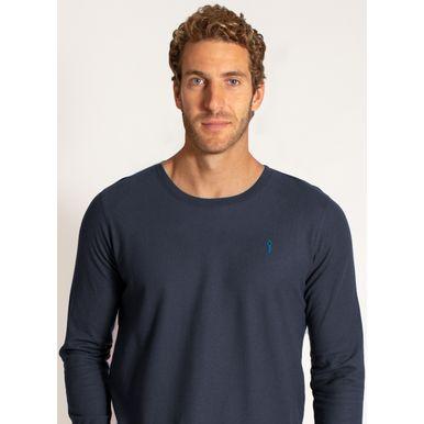 camiseta-aleatory-masculina-manga-longa-lisa-freedom-azul-marinho-modelo-1-