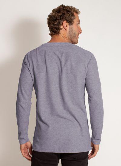 camiseta-aleatory-masculina-lisa-manga-longa-freedom-mescla-azul-modelo-2-