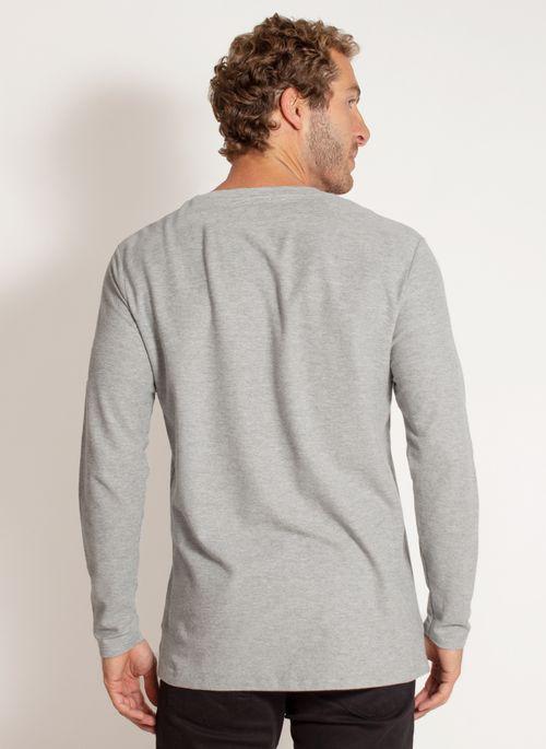 camiseta-aleatory-masculina-lisa-manga-longa-freedom-mescla-cinza-modelo-2-