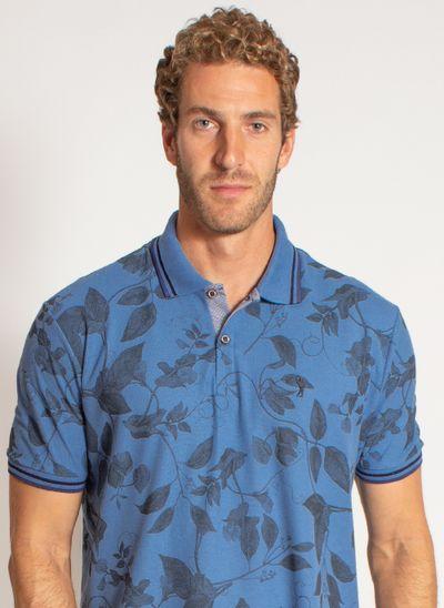 camisa-polo-aleatory-masculina-estampada-harmony-azul-modelo-1-