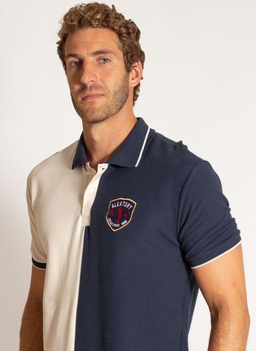 camisa-polo-aleatory-masculina-big-brasao-marinho-modelo-1-