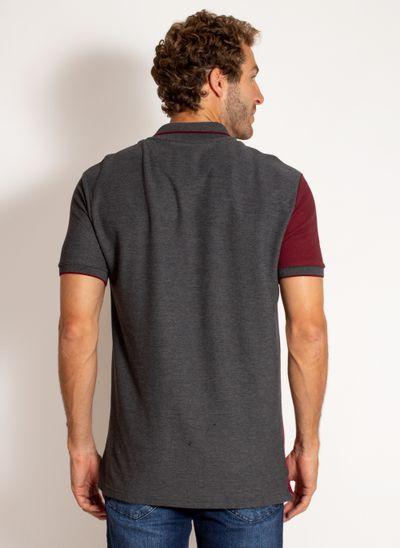 camisa-polo-aleatory-masculina-big-brasao-vinho-modelo-2-