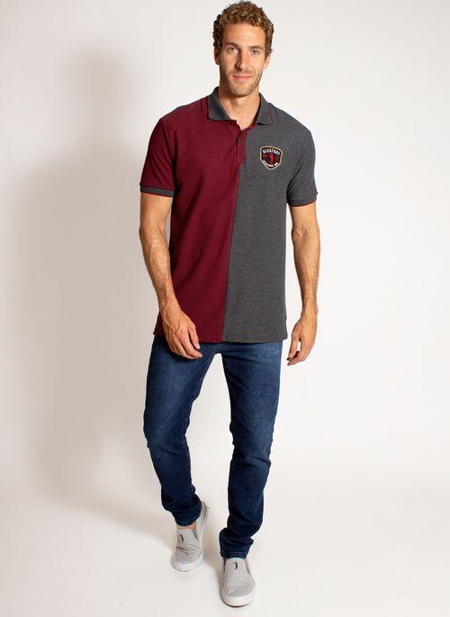 camisa-polo-aleatory-masculina-big-brasao-vinho-modelo-3-