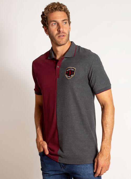 camisa-polo-aleatory-masculina-big-brasao-vinho-modelo-4-