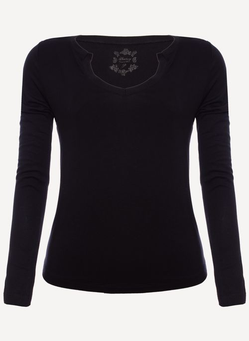 camiseta-aleatory-feminina-play-preta-still