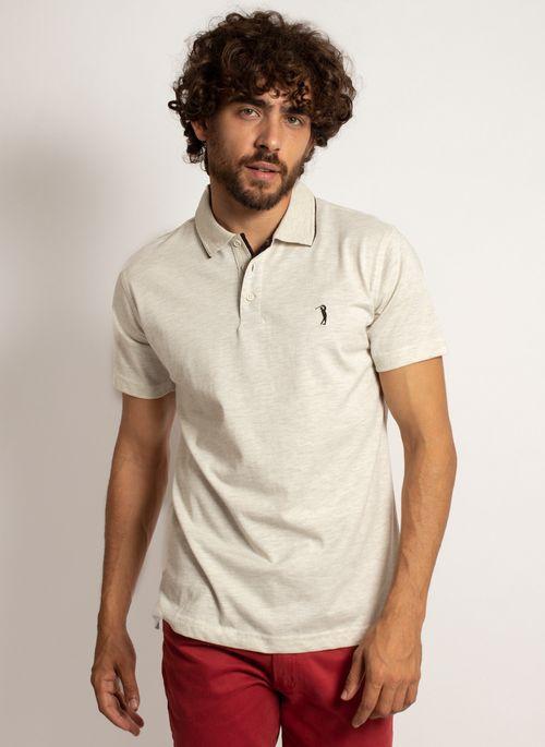 camisa-polo-aleatory-masculina-lisa-king-mescla-bege-modelo-4-