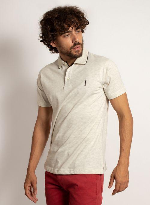 camisa-polo-aleatory-masculina-lisa-king-mescla-bege-modelo-5-