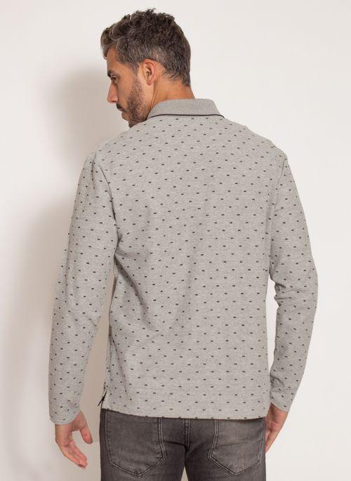 camisa-polo-aleatory-masculina-manga-longa-clear-cinza-modelo-2-