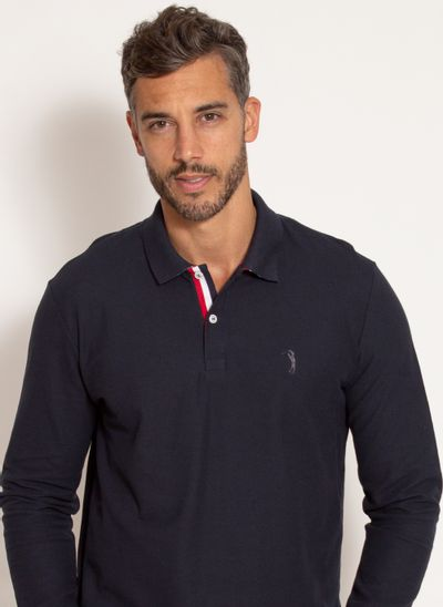 camisa-polo-aleatory-masculina-manga-longa-crypto-marinho-modelo-1-