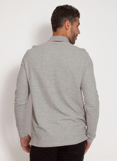 camisa-polo-aleatory-masculina-manga-longa-crypto-cinza-modelo-2-