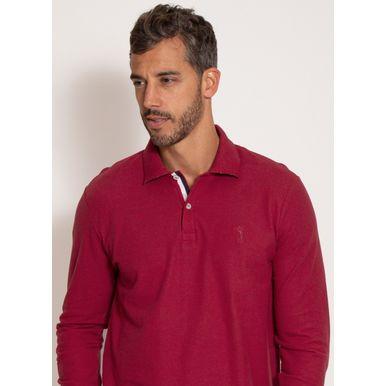 camisa-polo-aleatory-masculina-manga-longa-crypto-vermelho-modelo-1-