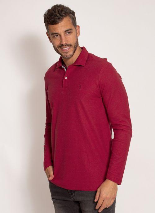 camisa-polo-aleatory-masculina-manga-longa-crypto-vermelho-modelo-4-