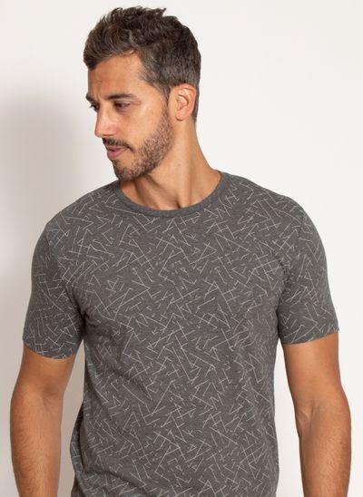 camiseta-aleatory-masculina-estampada-club-cinza-modelo-1-