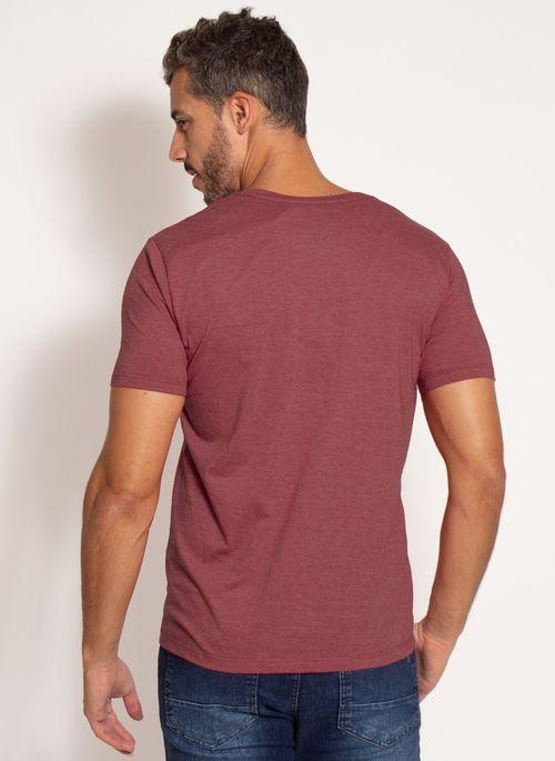camiseta-aleatory-masculina-estampada-star-vermelho-modelo-2-