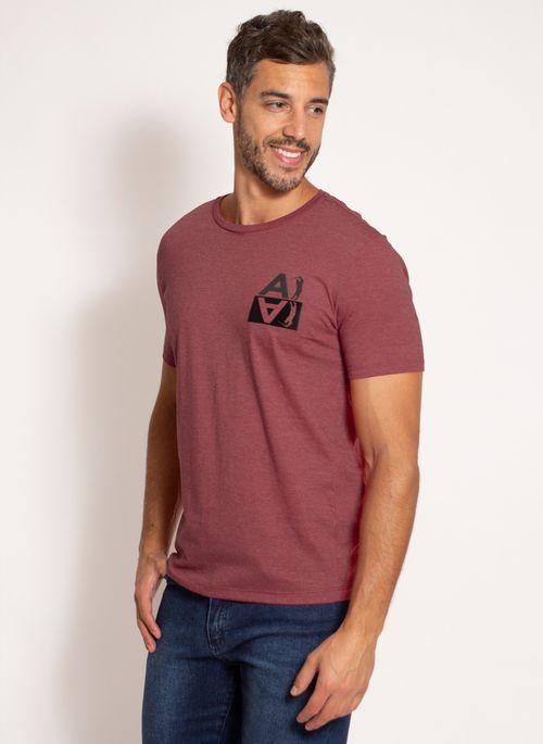 camiseta-aleatory-masculina-estampada-star-vermelho-modelo-4-