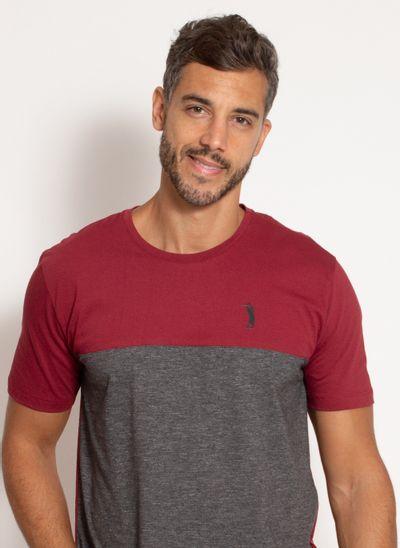 camiseta-aleatory-masculina-double-vinho-modelo-1-