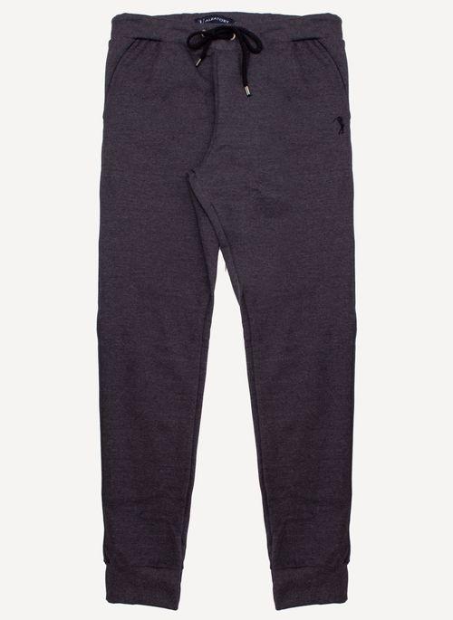 Calça de moletom é um tipo de calça masculina que reúne conforto e estilo despojado ou esportivo ao visual