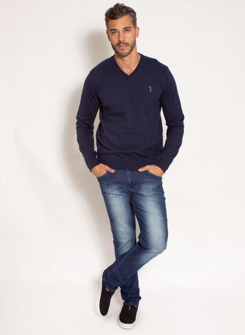 sueter-aleatory-masculino-gola-v-warm-azul-marinho-modelo-3-