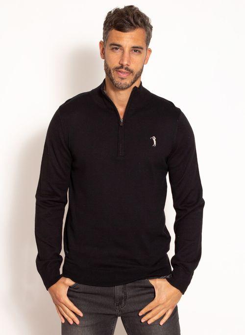 sueter-aleatory-masculino-meio-ziper-preto-modelo-5-