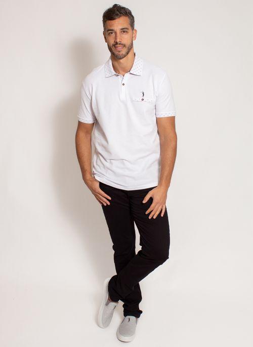 camisa-polo-aleatory-masculina-lisa-gola-estampada-branco-modelo-2020-3-