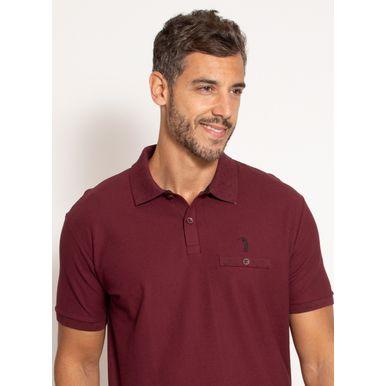camisa-polo-aleatory-masculina-lisa-gola-estampada-vinho-modelo-2020-1-