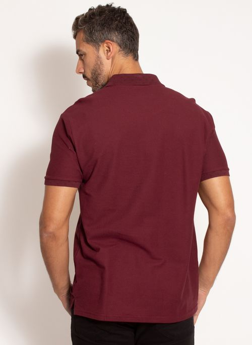 camisa-polo-aleatory-masculina-lisa-gola-estampada-vinho-modelo-2020-2-