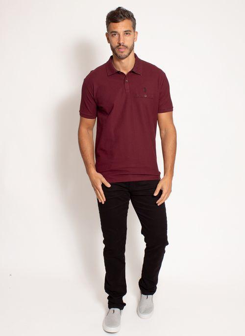 camisa-polo-aleatory-masculina-lisa-gola-estampada-vinho-modelo-2020-3-