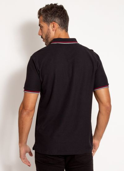 camisa-polo-aleatory-masculina-hurricane-preto-modelo-2020-2-