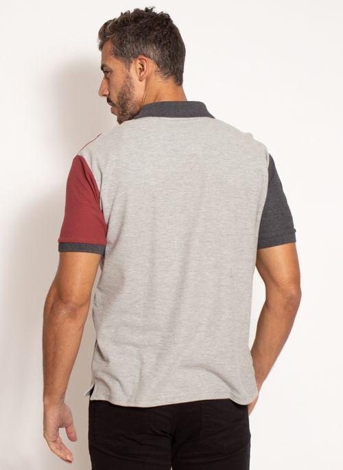 camisa-polo-aleatory-masculina-reverse-cinza-modelo-2020-2-