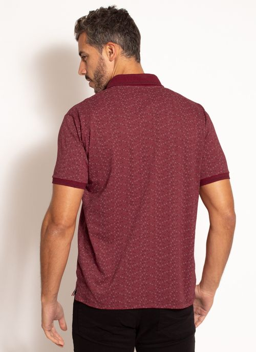 camisa-polo-aleatory-masculina-estampada-fan-vinho-modelo-2-