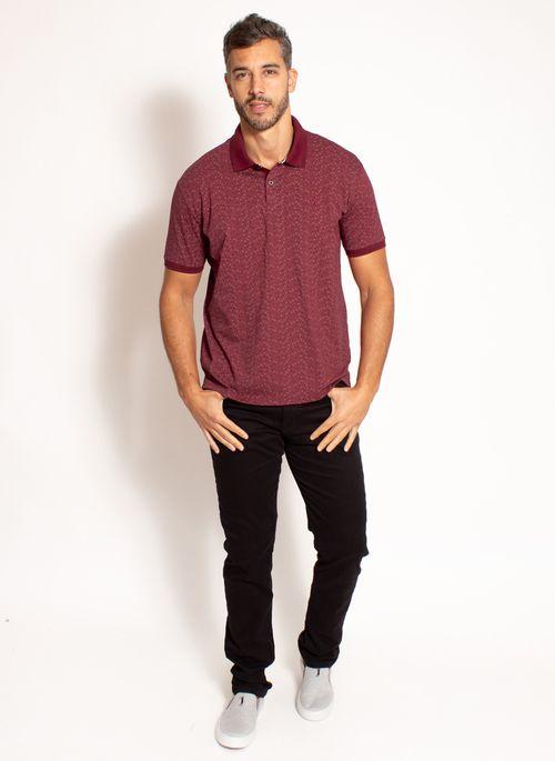 camisa-polo-aleatory-masculina-estampada-fan-vinho-modelo-3-