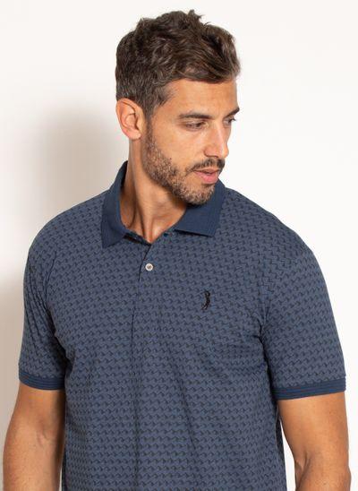 camisa-polo-aleatory-masculina-piquet-estampada-hill-azul-modelo-1-