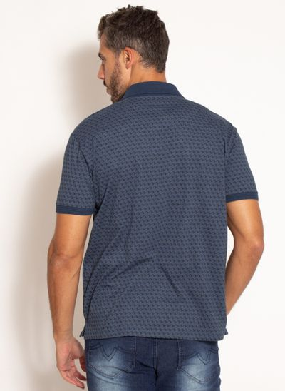 camisa-polo-aleatory-masculina-piquet-estampada-hill-azul-modelo-2-