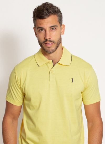 camisa-polo-aleatory-masculina-lisa-dynamite-amarelo-modelo-1-