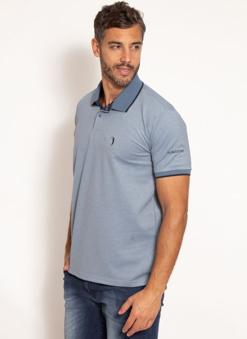 camisa-polo-aleatory-masculina-scale-azul-modelo-4-