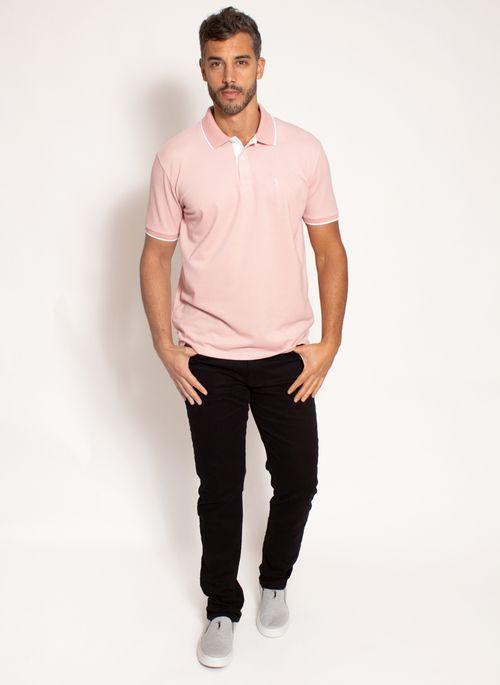 camisa-polo-aleatory-masculina-scale-rosa-modelo-3-