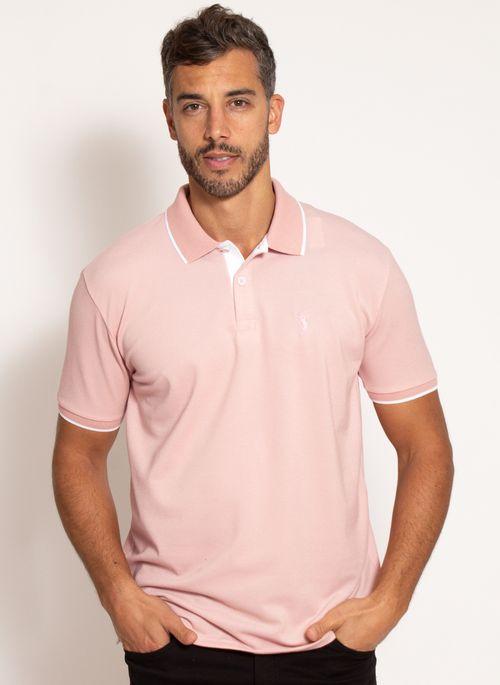 camisa-polo-aleatory-masculina-scale-rosa-modelo-5-