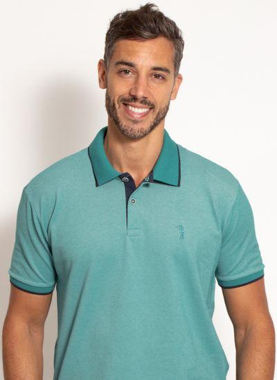 camisa-polo-aleatory-masculina-scale-verde-modelo-1-