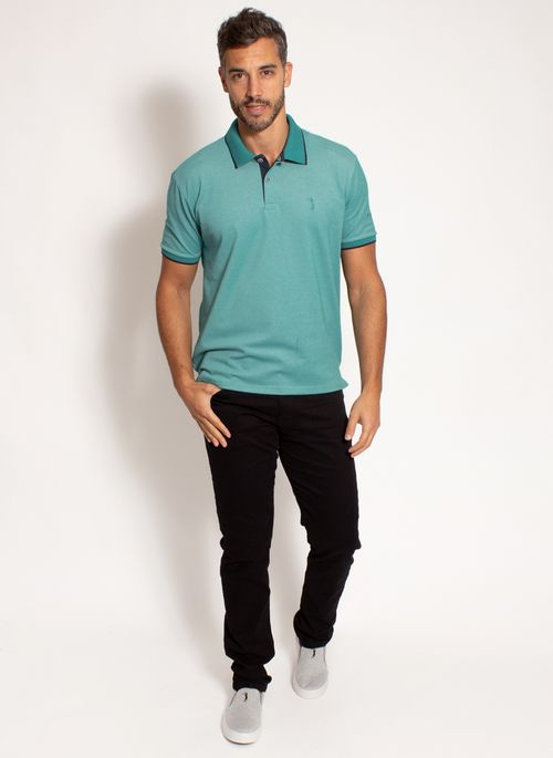 camisa-polo-aleatory-masculina-scale-verde-modelo-3-