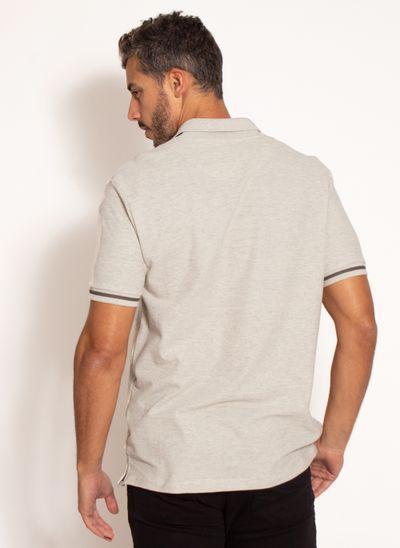 camisa-polo-aleatory-masculina-premium-bege-modelo-2-