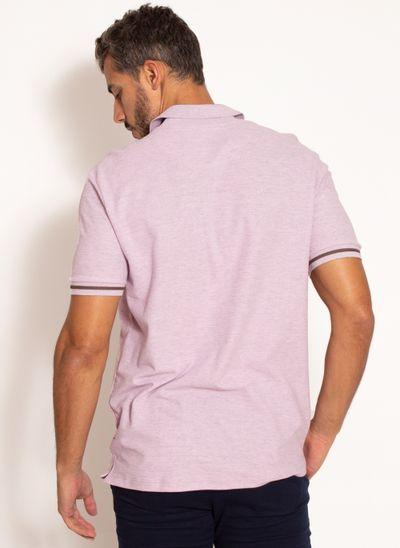 camisa-polo-aleatory-masculina-premium-lilas-modelo-2-