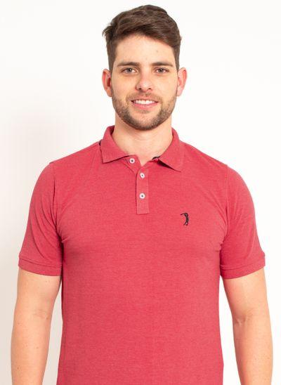 camisa-polo-aleatory-masculina-reativa-mescla-vermelho-modelo-1-