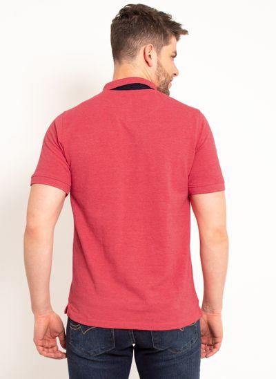 camisa-polo-aleatory-masculina-reativa-mescla-vermelho-modelo-2-