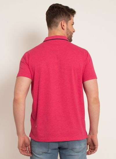 camisa-polo-aleatory-masculina-lisa-king-pink-modelo-2020-2-