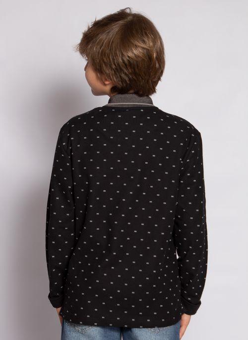 camisa-polo-aleatory-manga-longa-kids-clear-preta-modelo-2-