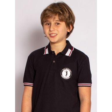 camisa-polo-aleatory-kids-hurricane-preta-modelo-1-