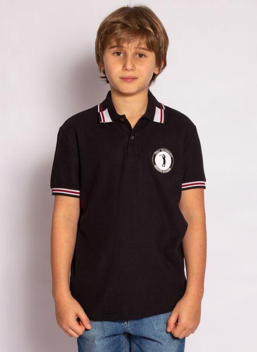 camisa-polo-aleatory-kids-hurricane-preta-modelo-4-