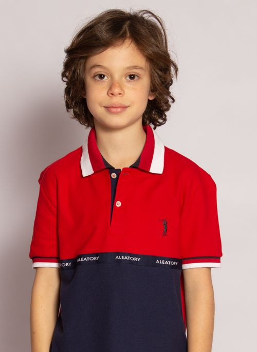 camisa-polo-aleatory-kids-piquet-standing-modelo-5-