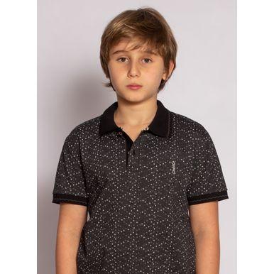camisa-polo-aleatory-infantil-estampada-fan-preta-modelo-1-